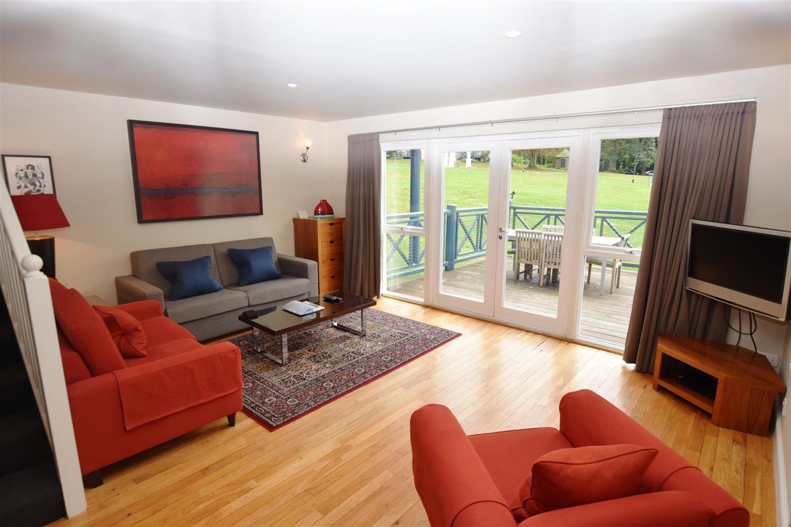 701, Garden Lodges, Duchally Country Estate, Auchterarder, Perthshire, PH3 1PN, UK